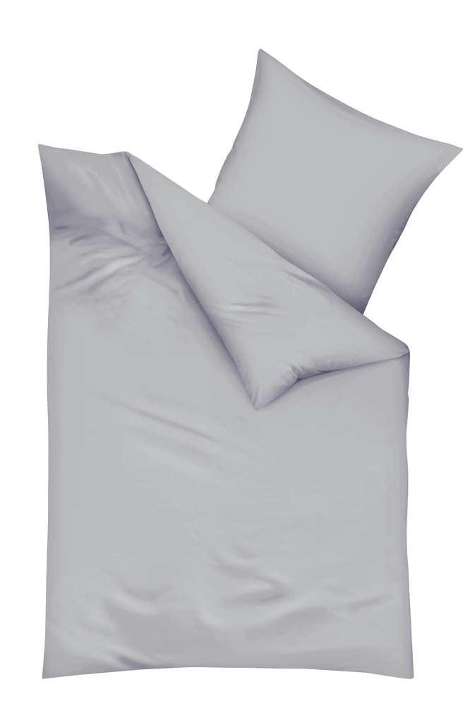 uni biber bettw sche silber g nstig auf rechnung kaufen. Black Bedroom Furniture Sets. Home Design Ideas