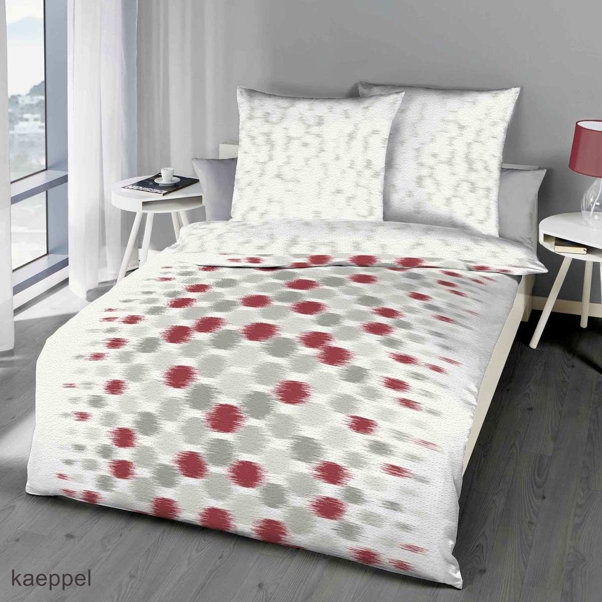 seersucker bettw sche karo kiesel g nstig online kaufen. Black Bedroom Furniture Sets. Home Design Ideas