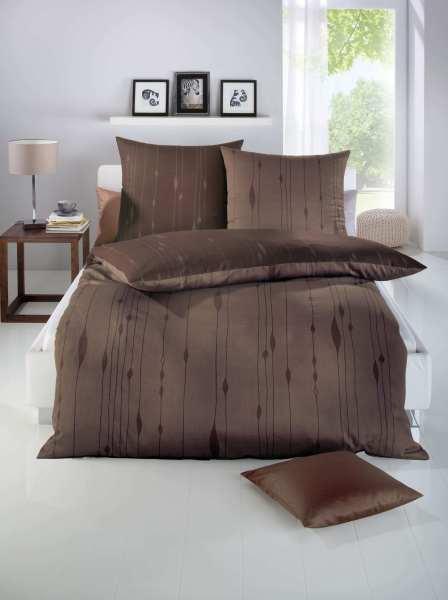 Biber Bettwäsche Farbe braun